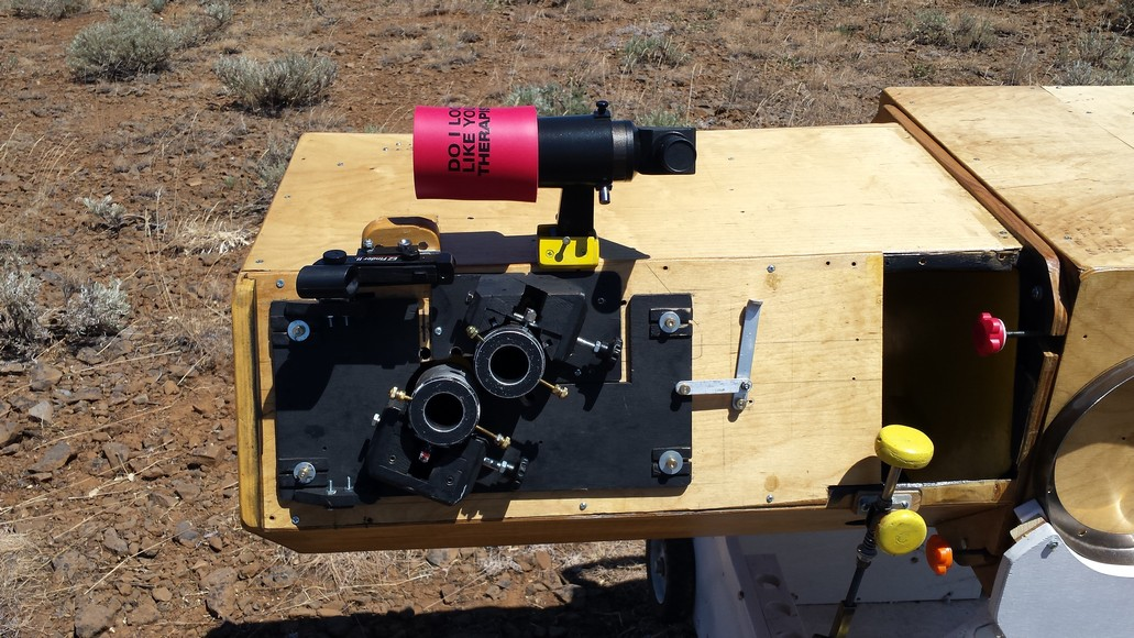 Oregon Star Party 2019 Telescope Walkabout